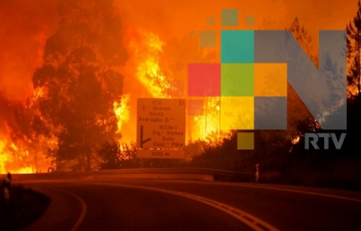 Emiten nuevas alertas de evacuación por incendios en California
