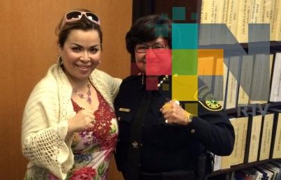 Hispana Lupe Valdez anuncia su candidatura a la gubernatura de Texas