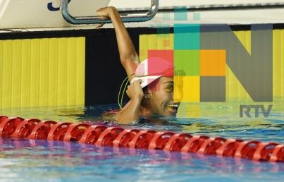 Mexicanas Cristino y López suben al podio en Mundial de Para-Natación