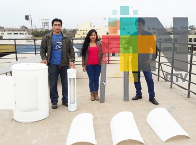 Invento para obtener agua potable gana concurso internacional