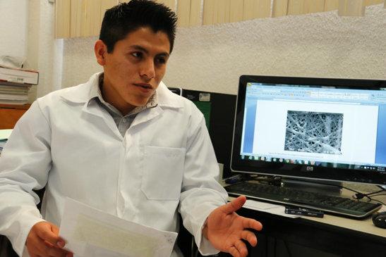 Estudiante mexicano mejora tratamiento contra la pancreatitis