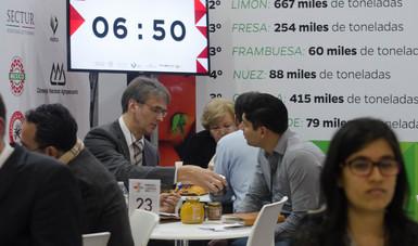 Supera expectativas Expo México Alimentaria 2017, alcanza los 19.6 mmdp: Sagarpa