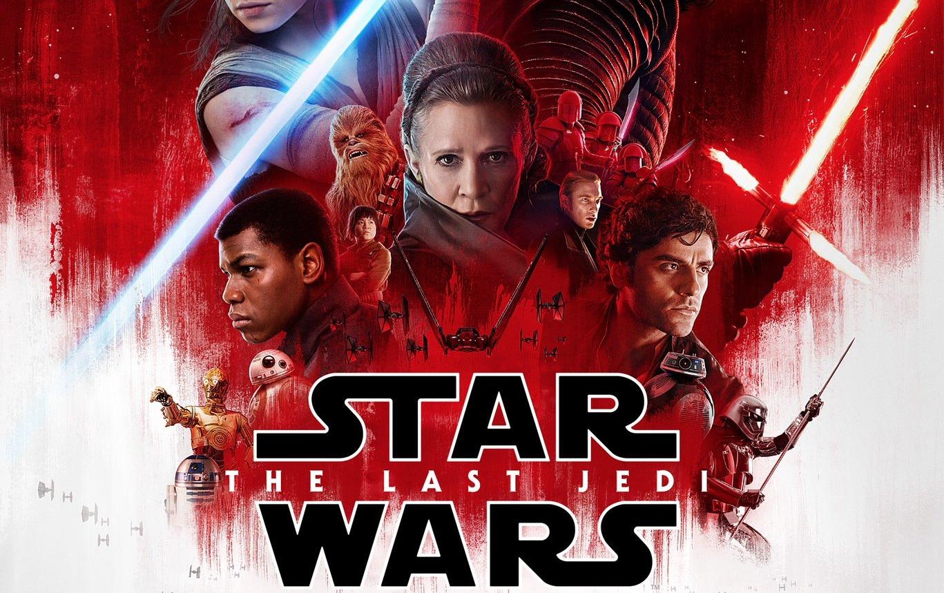 """""""Star Wars Los últimos Jedi"""" estrena con buenas críticas en Reino Unido"""