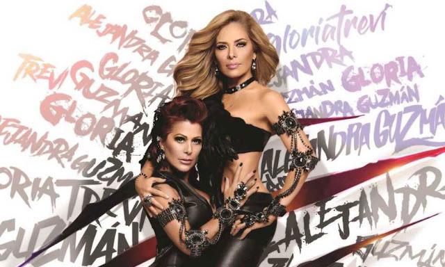 Gloria Trevi y Ale Guzmán repetirán gira en varias ciudades de México