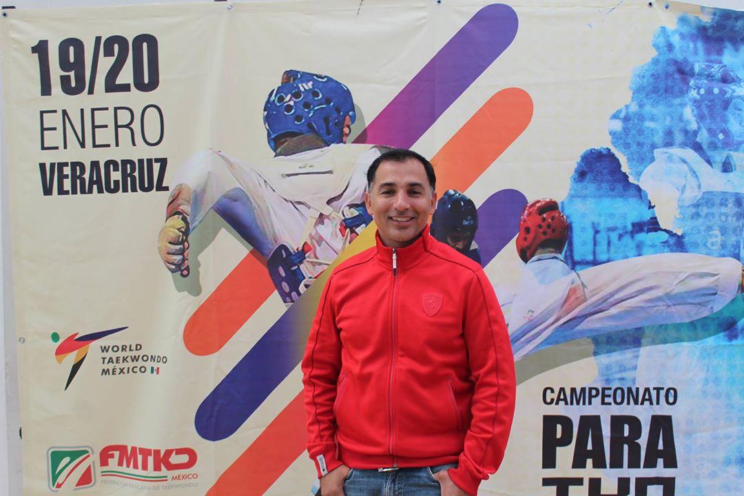 Confirman a medallistas mundiales en Nacional de ParaTKD en Veracruz