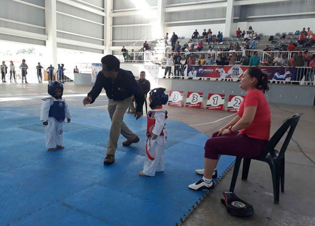 Triunfante fin de semana para el taekwondo veracruzano