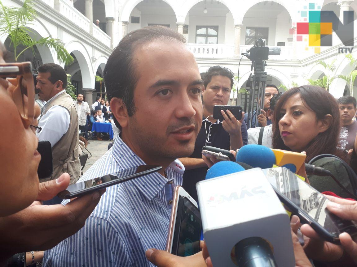Saldo blanco este fin de semana en el Carnaval de Veracruz: Fernando Yunes