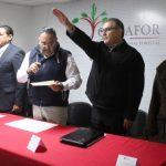 Rinde protesta nuevo gerente estatal de la Conafor en Veracruz
