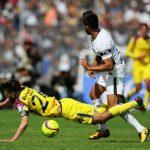 Pumas y América firman disputado empate sin goles