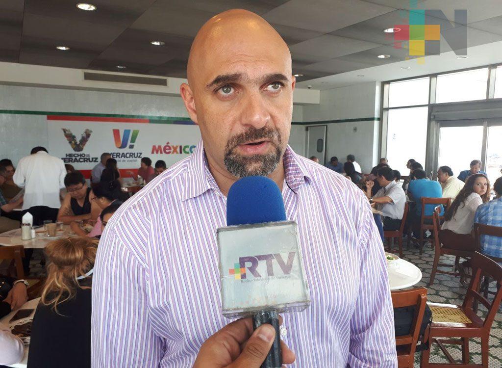 En Veracruz se proyecta invertir cerca de tres mmdp en el sector inmobiliario: Antonio Hanna