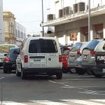 Tránsito Estatal retirará autos mal estacionados en el Puerto