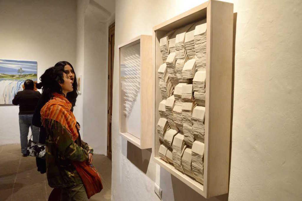 """Breviario"" primera exposición del Centro Recreativo Xalapeño en 2018"