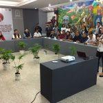 Imparten pláticas de prevención de extorsión telefónica a funcionarios de Coatzacoalcos