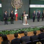 Peña Nieto hace cambios en Segob, Secretaría del Trabajo y Sedesol