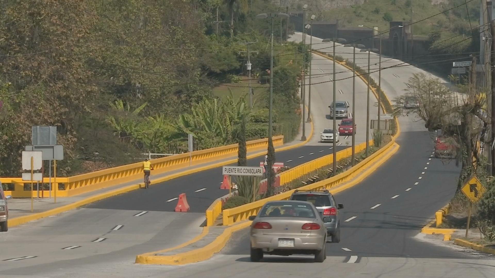 Operativo permanente reduce accidentes viales en autopista Xalapa- Coatepec