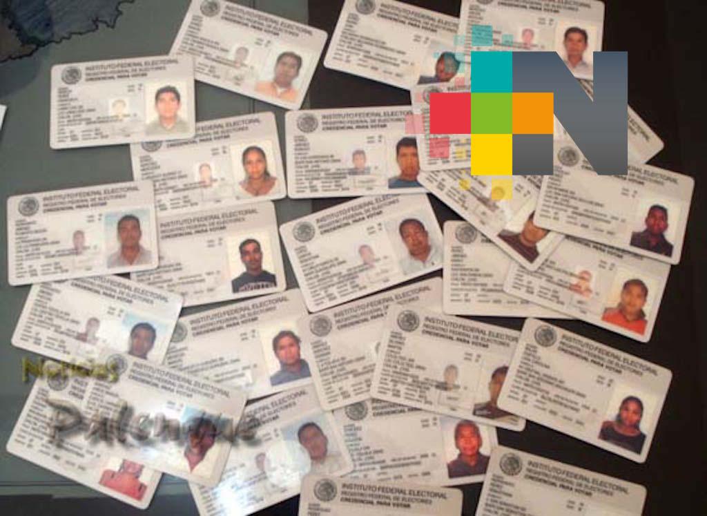 En Coatzacoalcos más de 15 mil electores deberán de renovar su credencial para votar