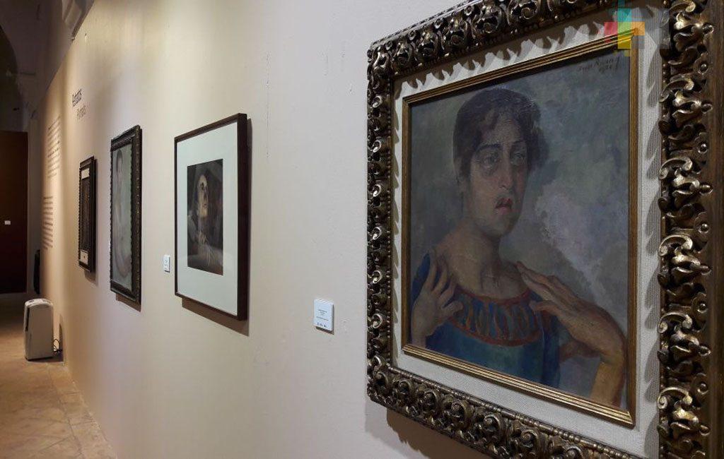 IVEC expone obras de Diego Rivera