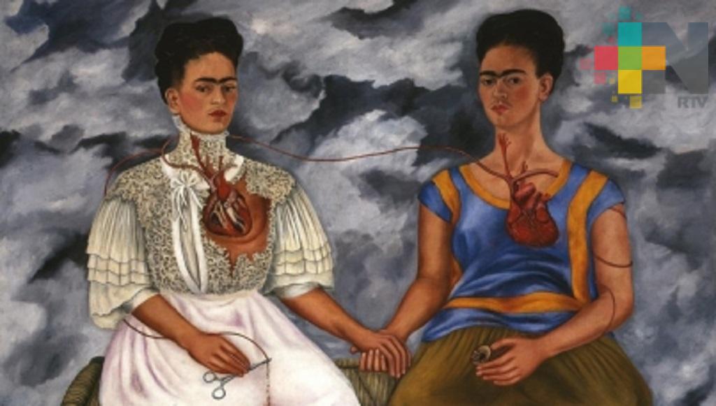 Artista plástico Mohamed Reza prepara exposición de Frida Kahlo