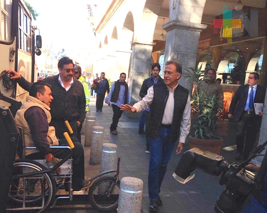 Responde el gobernador Yunes a López Obrador y lo vuelve a retar a debatir