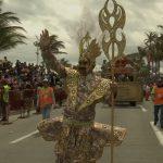"""Comparsa """"Las Estrellas del Barrio de la Huaca"""" celebran 34 años de participar en el Carnaval"""