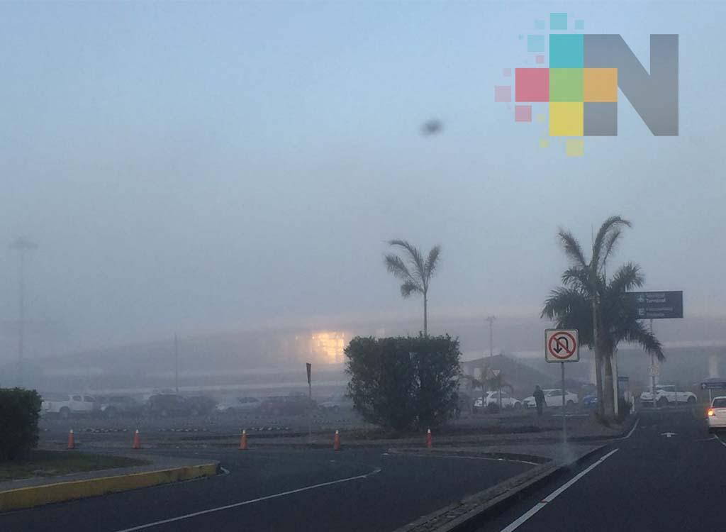 La tarde de este domingo ingresará el Frente Frío 26 a Veracruz