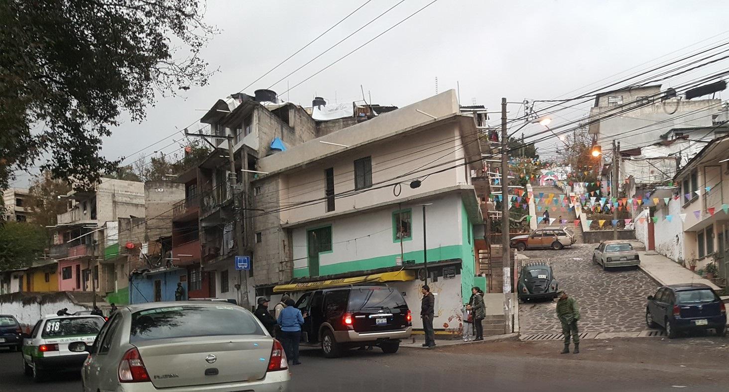 Permanecerán en Xalapa las fuerzas federales y estatales de seguridad: Hipólito Rodríguez