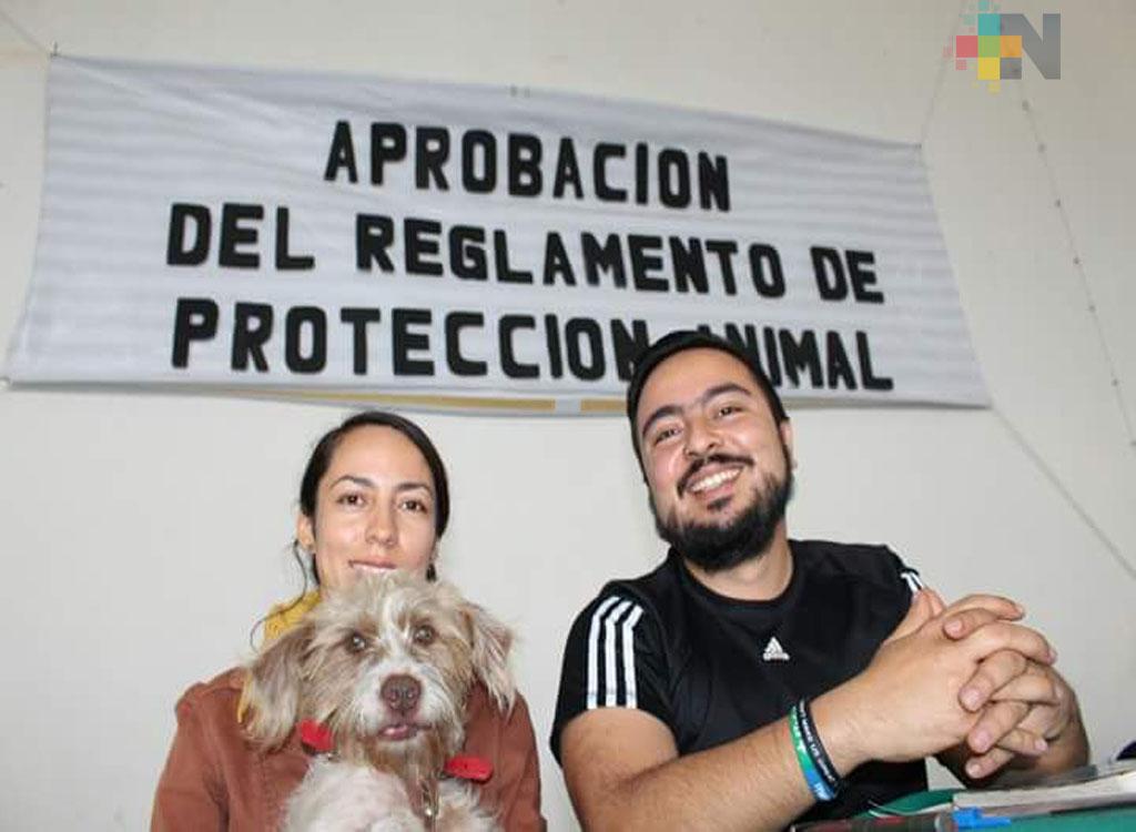 Presentan Reglamento de Protección Animal en San Rafael