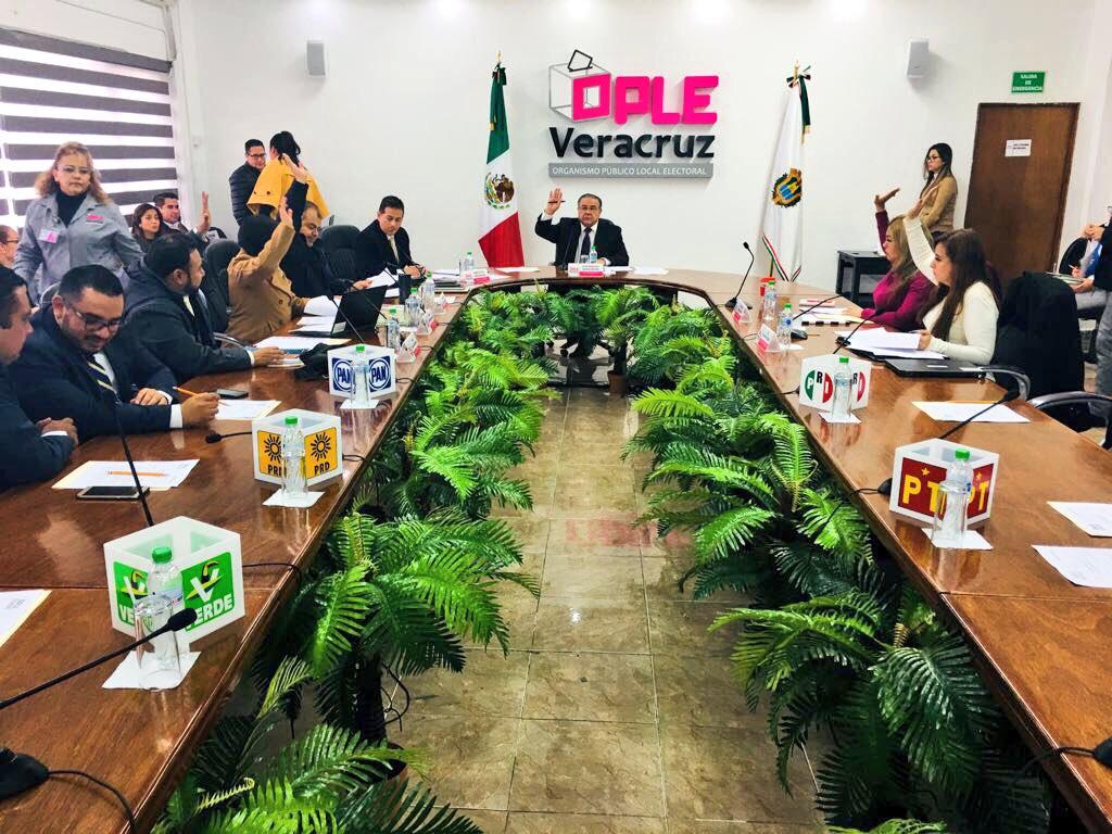 OPLE ordena a Consejos Distritales verificar medidas de seguridad de las boletas electorales