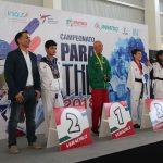 Destaca Veracruz en el Campeonato Nacional de ParaTKD