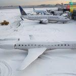 Tormenta invernal provoca cancelación de más de tres mil vuelos en EUA
