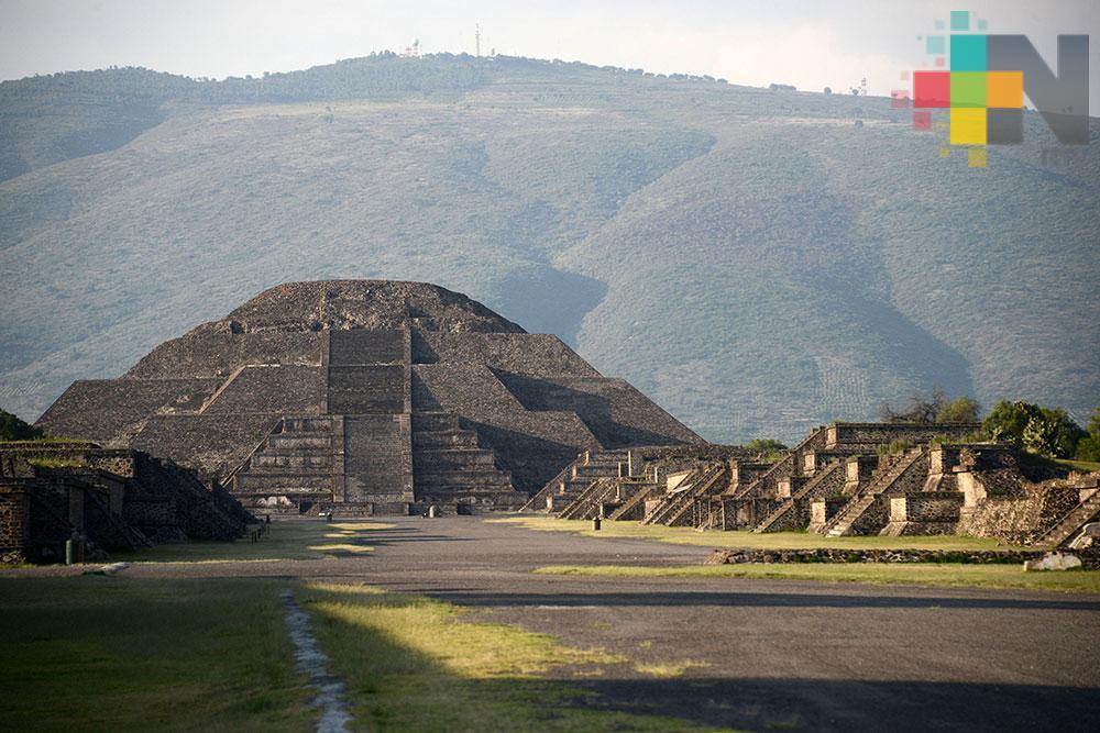 Pirámide de la Luna podría ser el punto de partida del diseño urbano de Teotihuacan