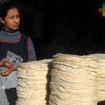 Aumento en precio de tortilla carece de fundamentos: Economía