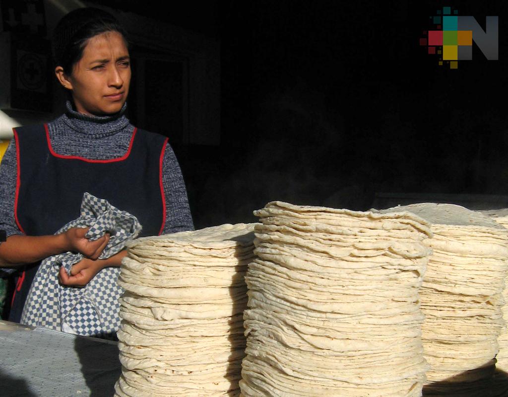 Para bajar el costo del kilo de tortilla se tendría que incumplir con normas de calidad
