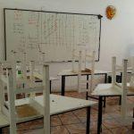 Personal de primaria de Coatzacoalcos piden se habiliten aulas móviles