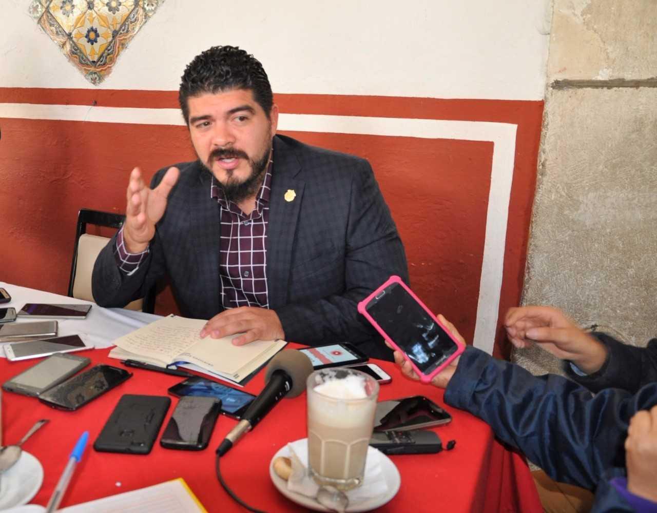 Anuncia Zenyazen Escobar simposio del café, el 22 de enero en Córdoba