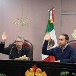 Presenta Comisión de Hacienda del Estado propuesta de presupuesto para el TEJA