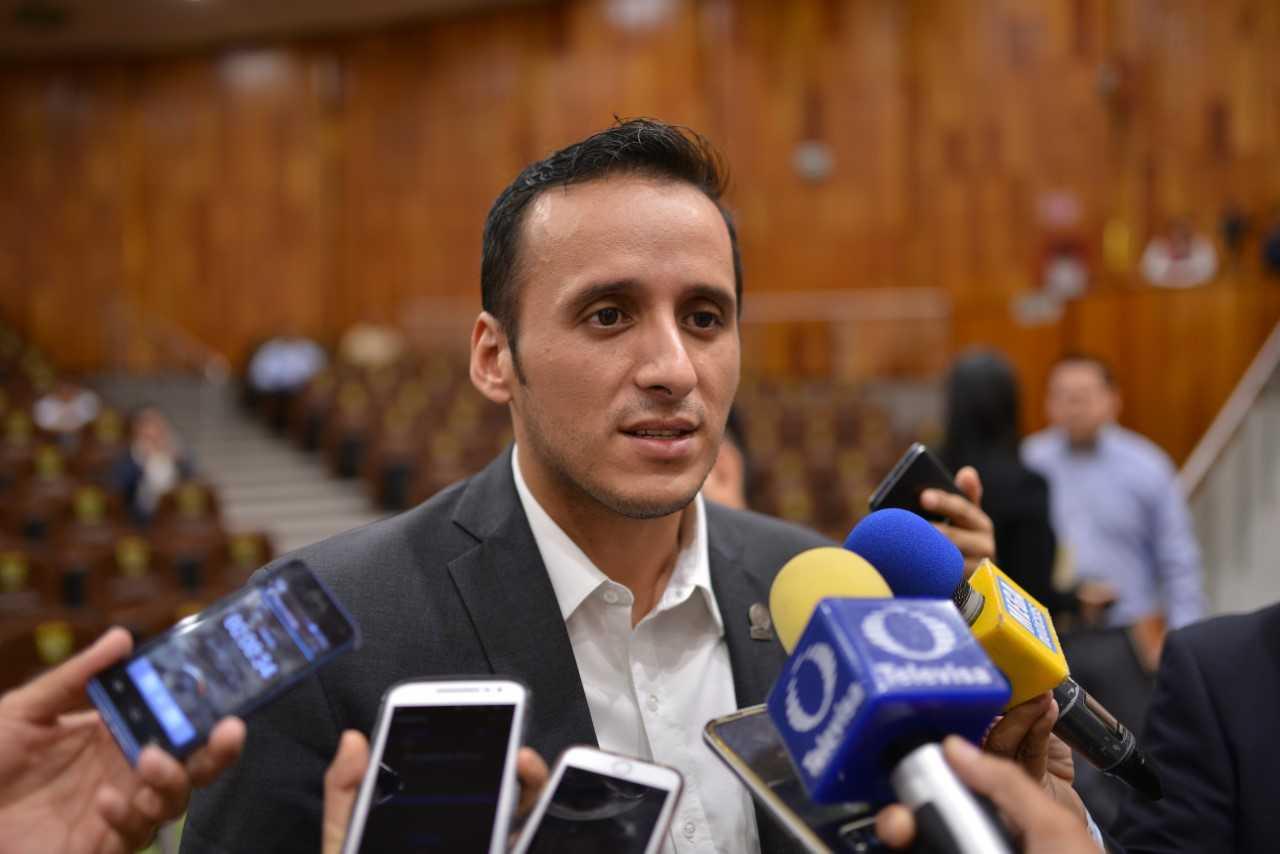 Presidencia de Jucopo en el Congreso del Estado tendrá que ser rotativa: Diputado