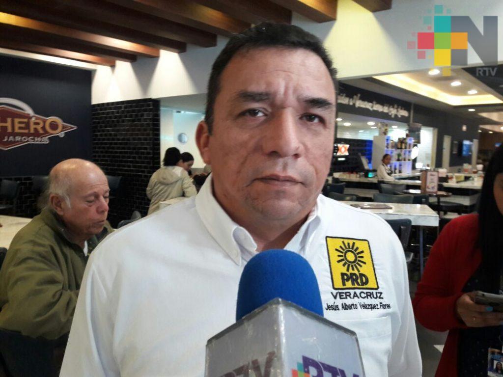 Ningún diputado local del PRD buscará la reelección
