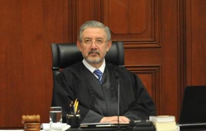 Recibe Corte controversia constitucional contra la Ley de Seguridad