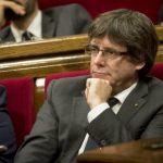 Puigdemont podría proponer nuevo candidato a presidir Cataluña