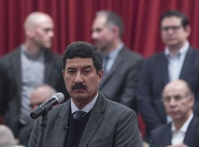 Pide Javier Corral agilizar mecanismos para extraditar a Duarte