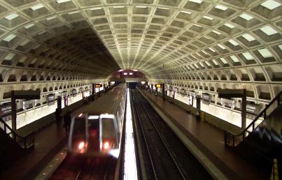 Saldo blanco en descarrilamiento del Metro en Washington