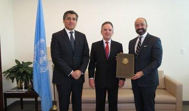 México ratificó en la ONU el Tratado sobre la Prohibición de las Armas Nucleares