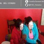 Rescatan UECS y Policía Ministerial a víctima de secuestro, en Veracruz