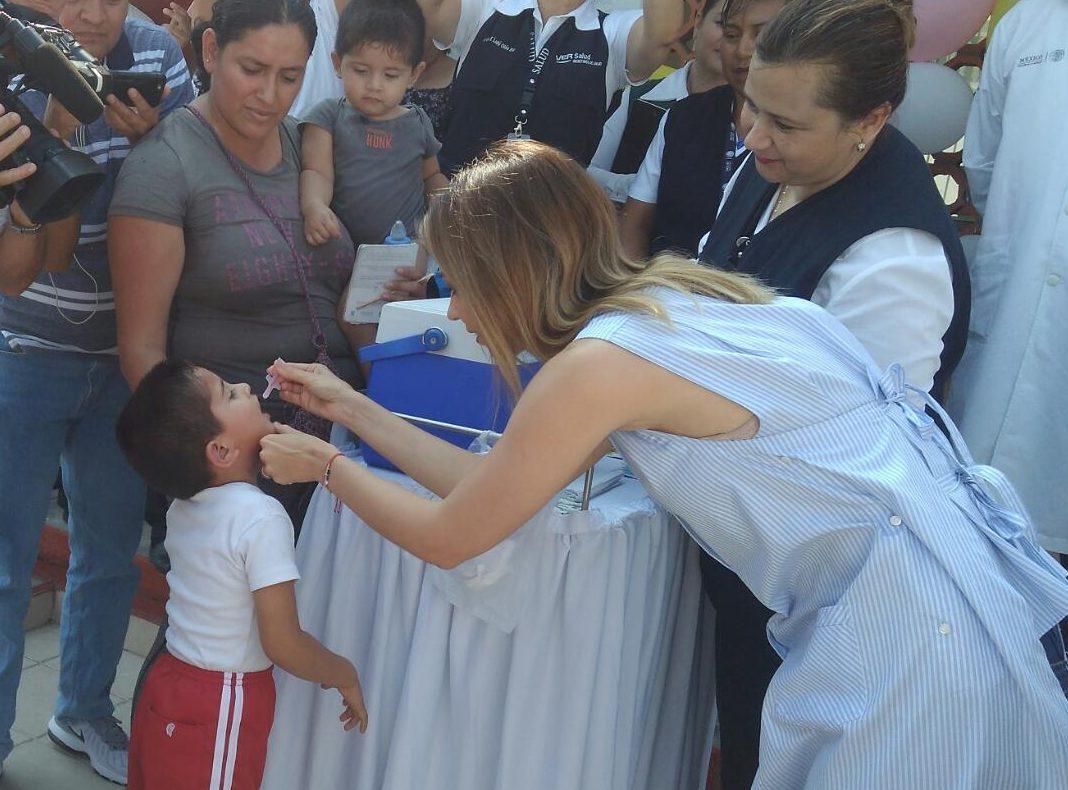 Inicia la Primera Semana Nacional de Salud 2018 en el puerto