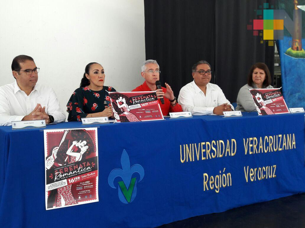 """""""Serenata Romántica"""" ofrecerá el mariachi de la UV"""