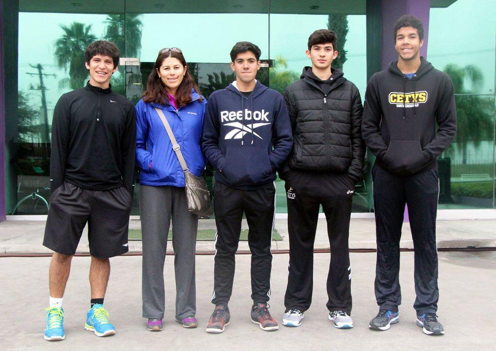 Voleibolistas se concentran rumbo a Juegos Olímpicos de la Juventud
