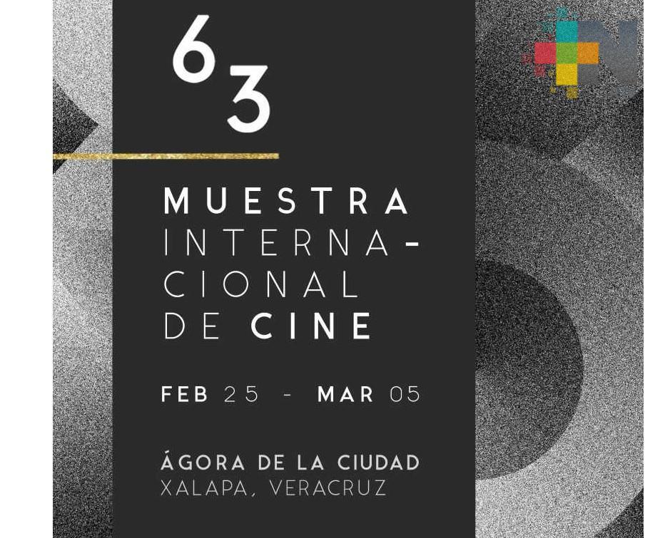 IVEC invita a la 63º Muestra Internacional de Cine, en el Ágora de la Ciudad