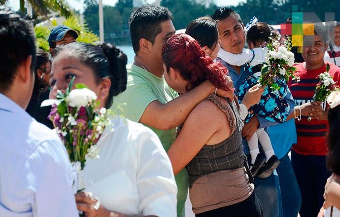 Por pandemia, suspenden bodas colectivas en Tuxpan