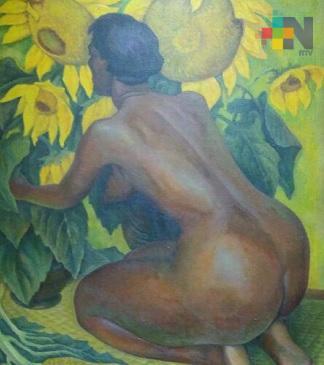 Este 18 de febrero concluye la exhibición de obras de Diego Rivera en el IVEC